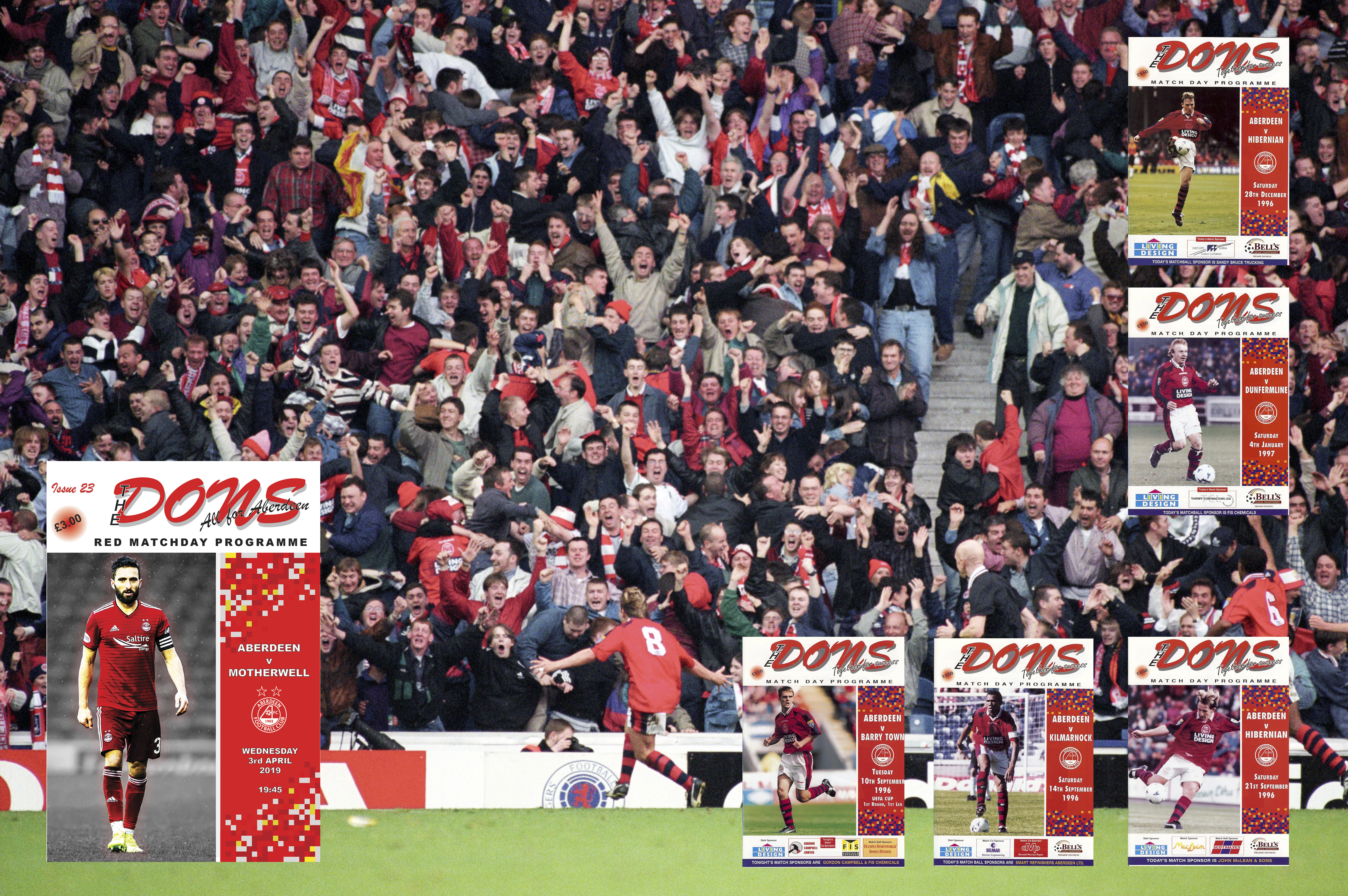 e3f5d30cf39 Aberdeen FC   Red Matchday Issue 23   Preview