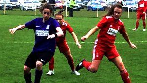 Buchan Ladies v Aberdeen
