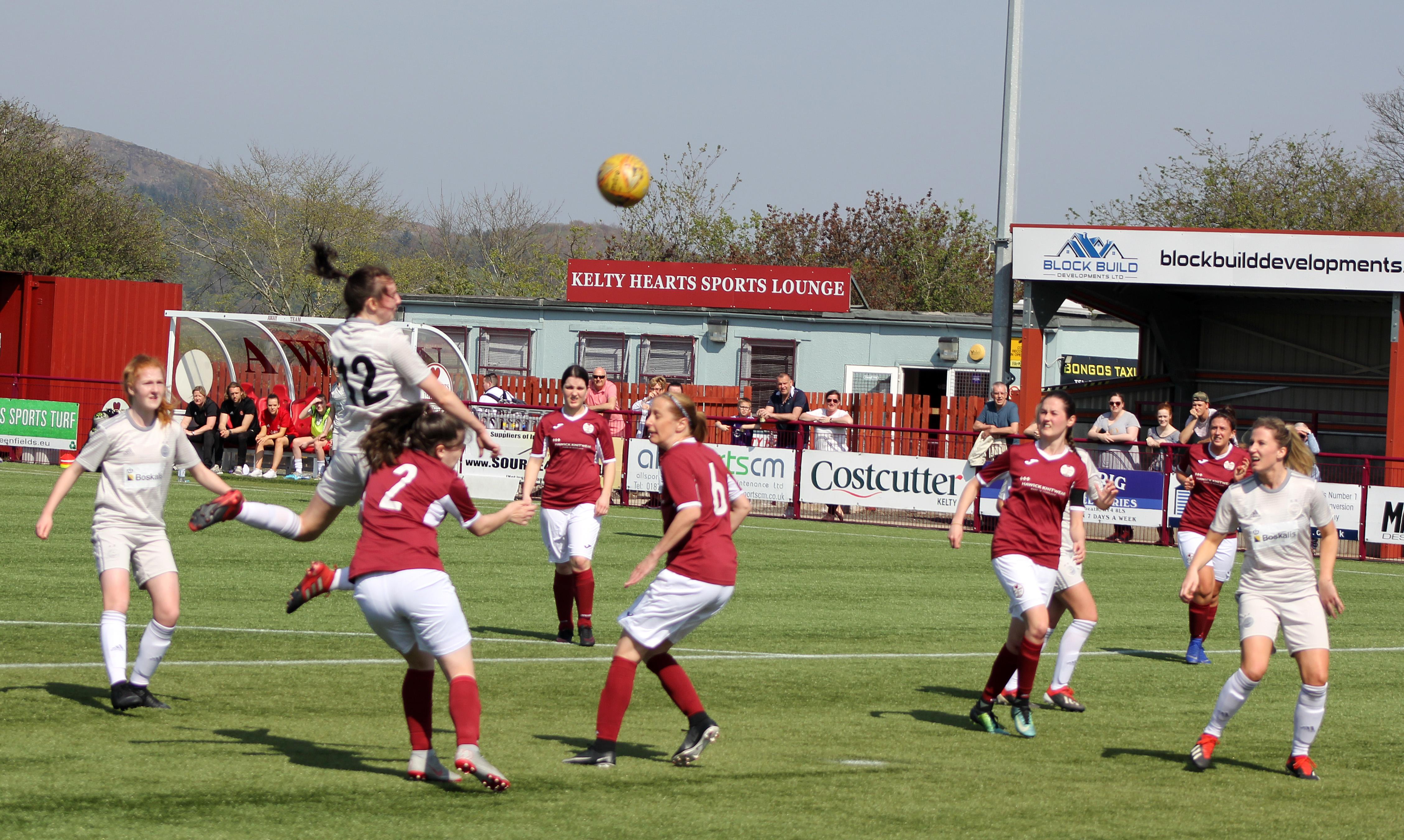 da57535fa707bd Aberdeen FC | REPORT | Kelty Hearts 1-3 AFC Women