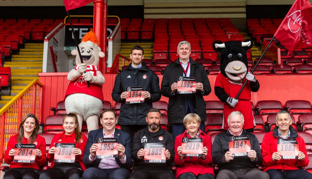 SEA OF RED EXPECTED AS ABERDEEN FC FAN WAVE TO FEATURE AT GREAT RUN EVENT