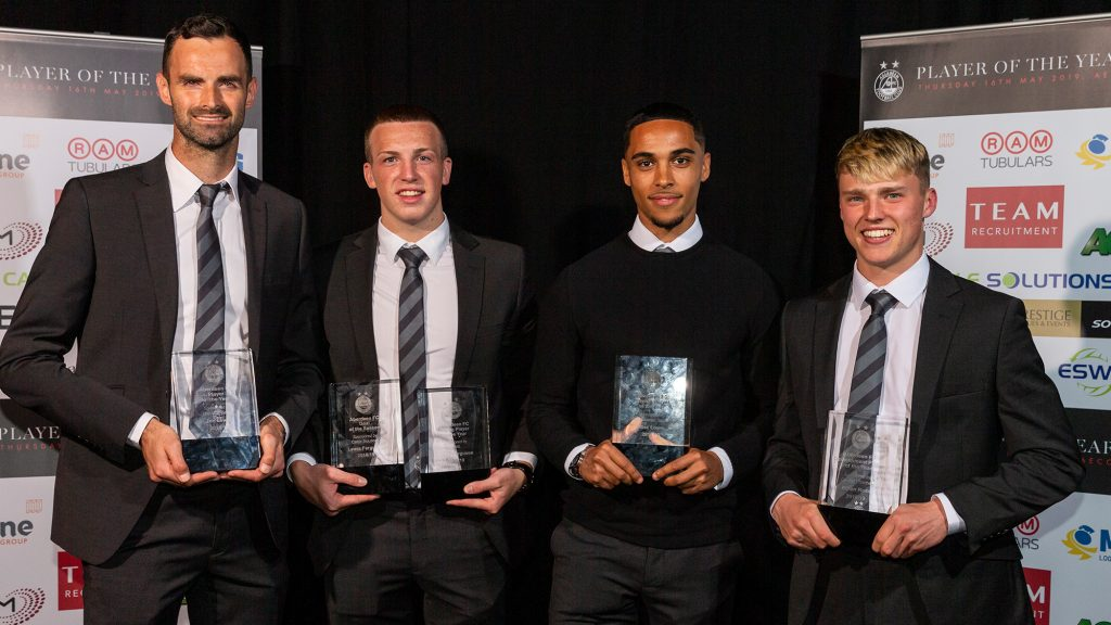 AFC Player of the Year Dinner 2019 | The Winners