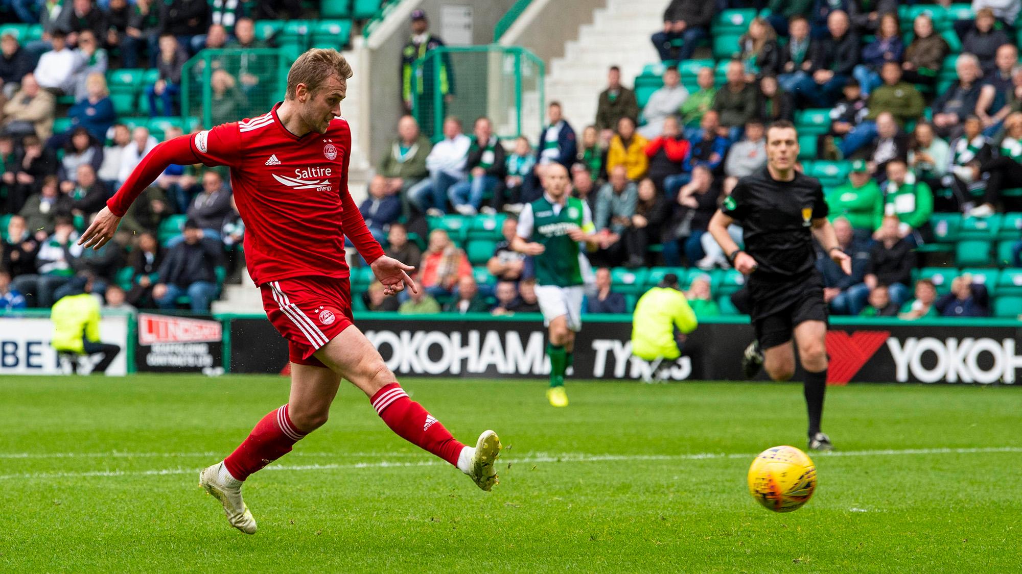Match Report | Hibernian 1 Aberdeen 2