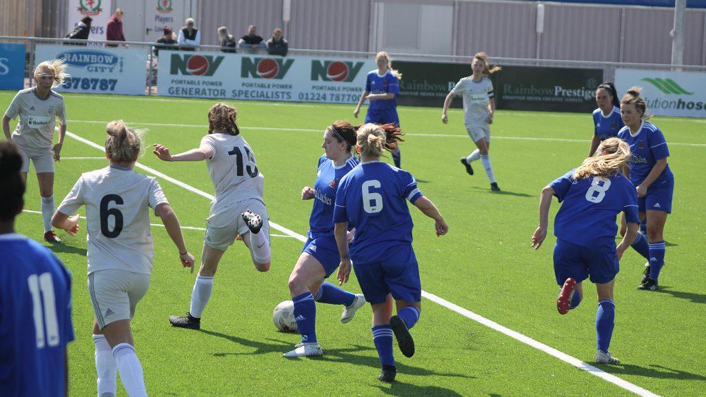 Match Report   Aberdeen held after 8 goal thriller