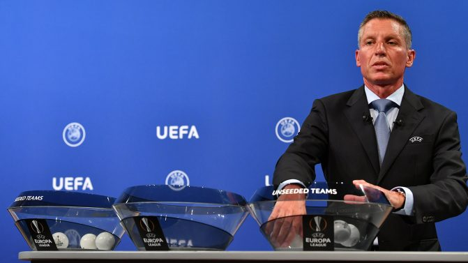 UEFA Europa League first qualifying round draw | potential opponents