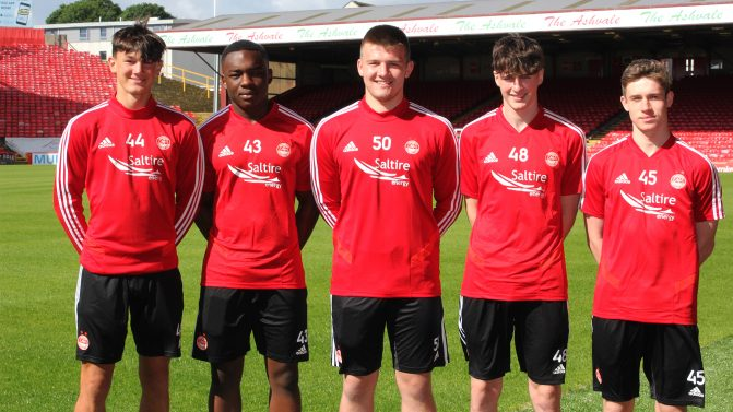 Development Dons | 2019 Youth Academy Graduates