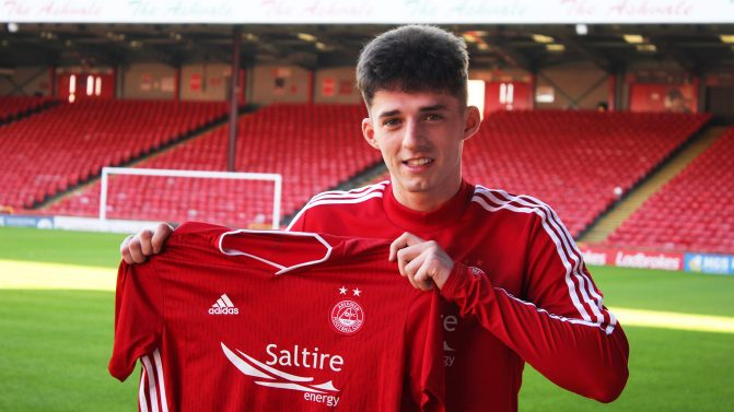 Development Dons | Michael Ruth completes move