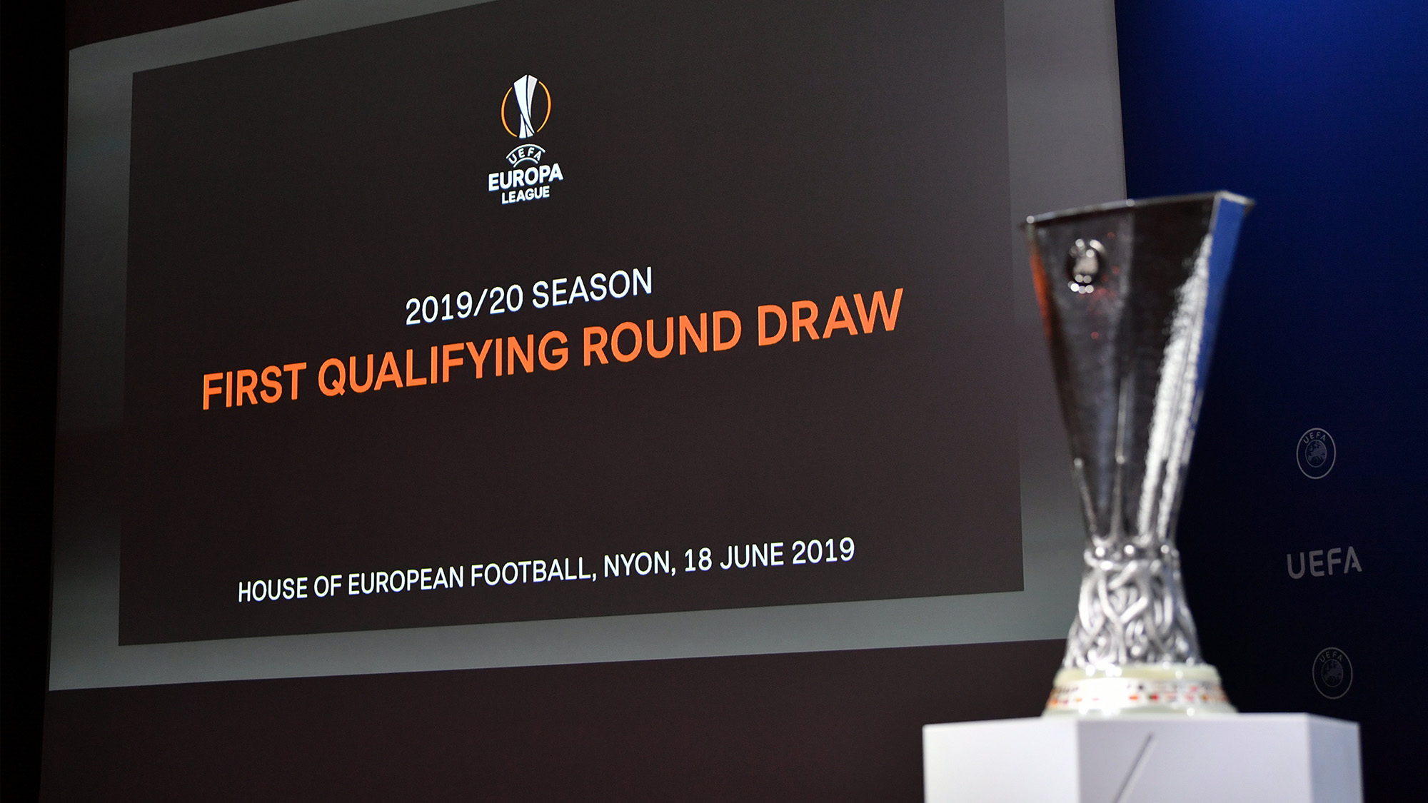 Aberdeen Fc Europa League Draw Reaction From The Manager