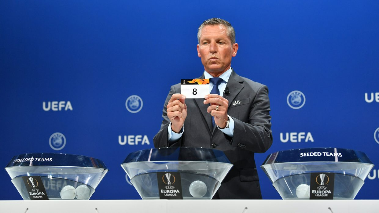 UEFA Europa League second qualifying round draw | potential opponents
