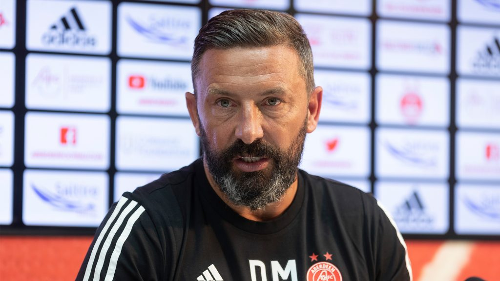 Derek McInnes Press Conference