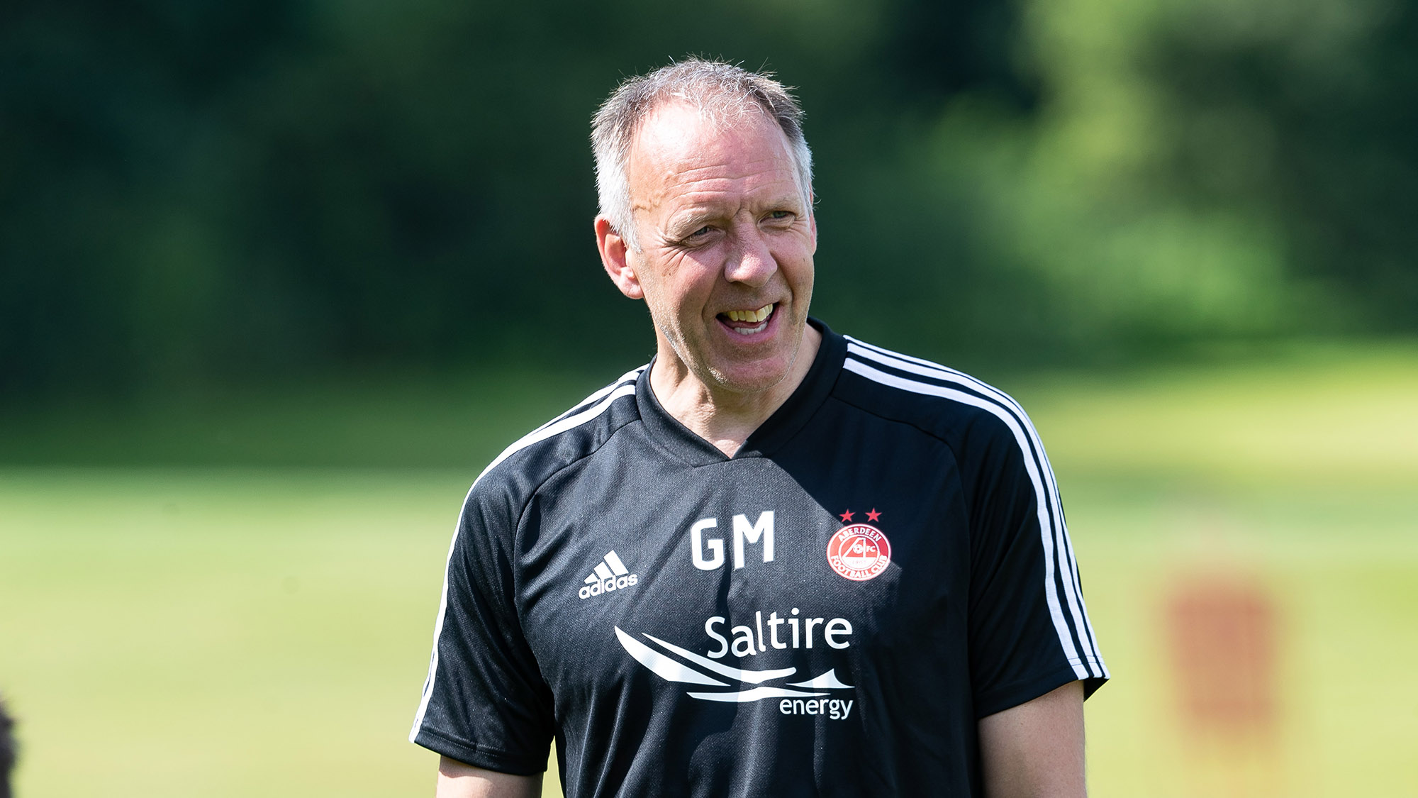 Feature with Goalkeeping Coach Gordon Marshall
