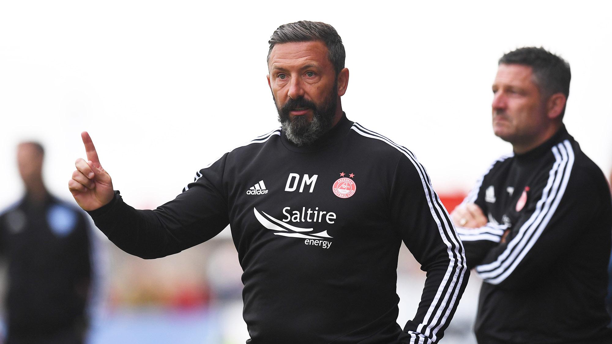Pre-Season   Peterhead Post Match   The Manager