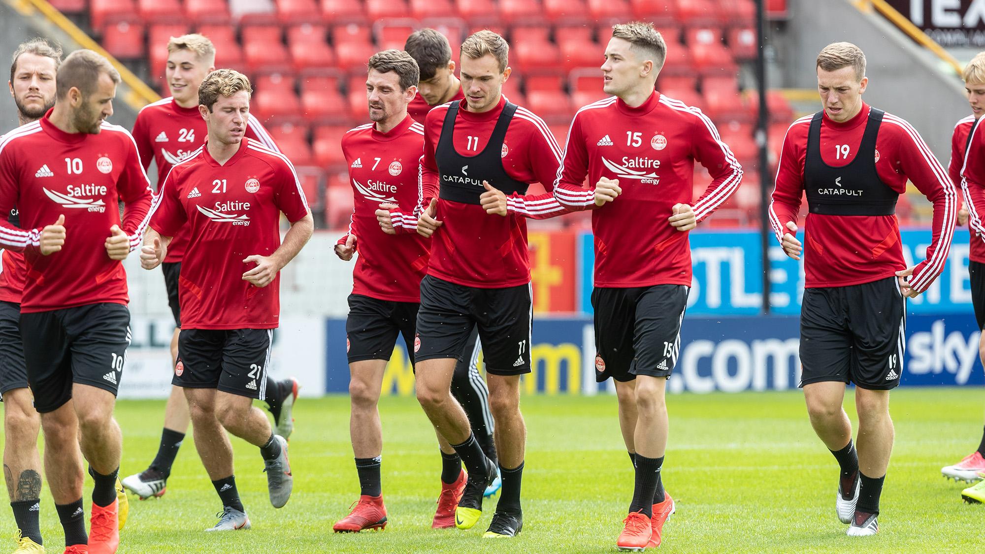 Match Preview | Aberdeen v Rovaniemen Palloseura