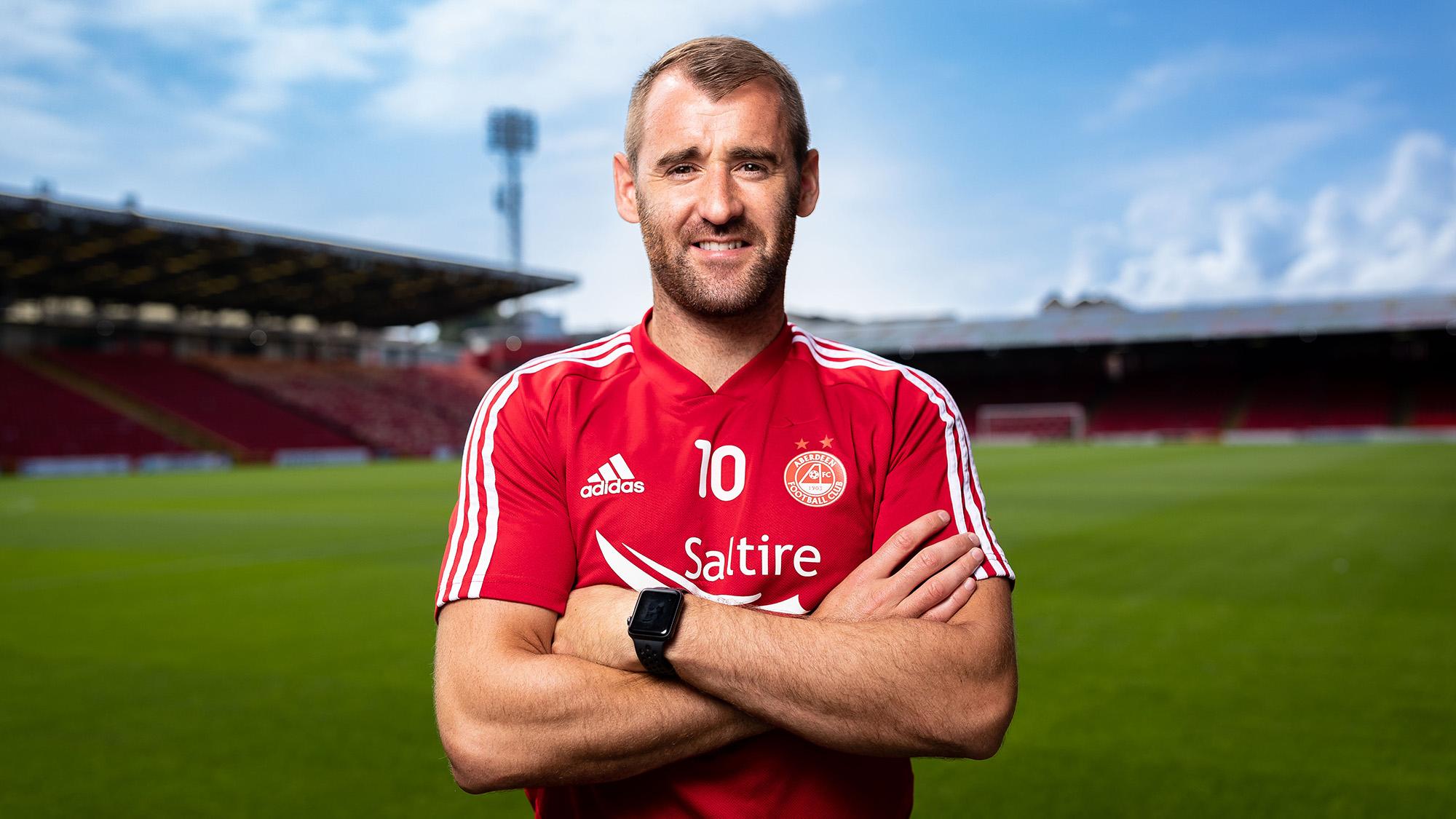 RedTV   Niall McGinn feature