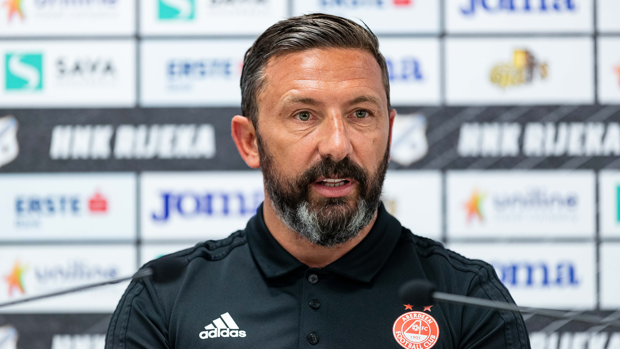 Dons in Croatia | Manager's Pre Match Conference