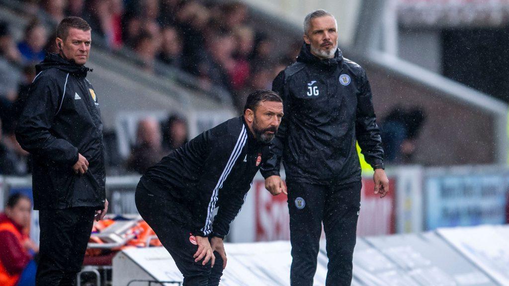 St Mirren 1-0 Aberdeen