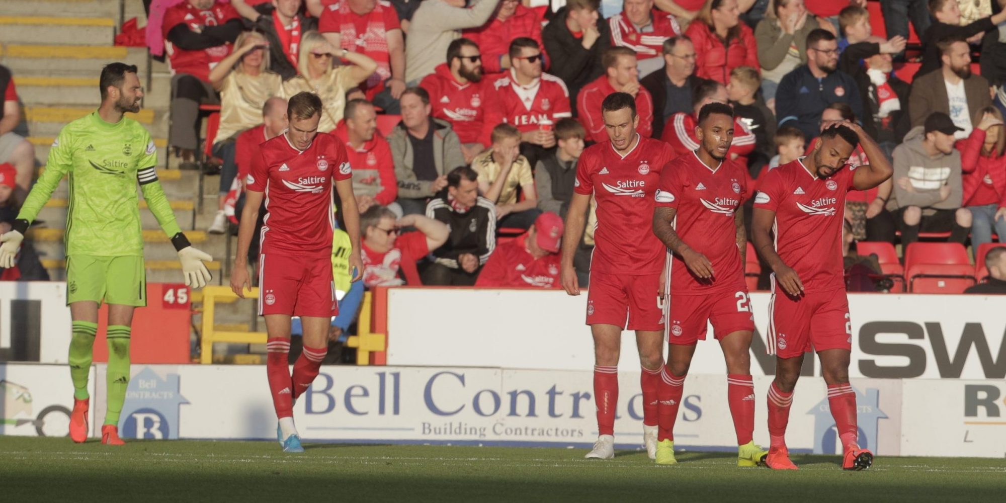 Report | Dons drop out of Europe