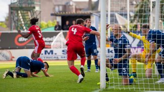 Match Report | Dons late show keeps Cup hopes alive
