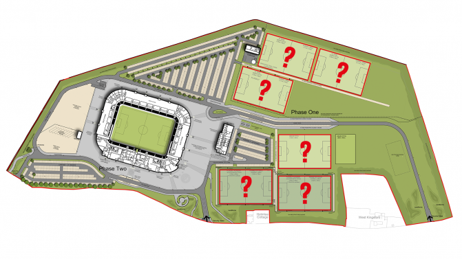 Your chance to name the pitches at Kingsford!