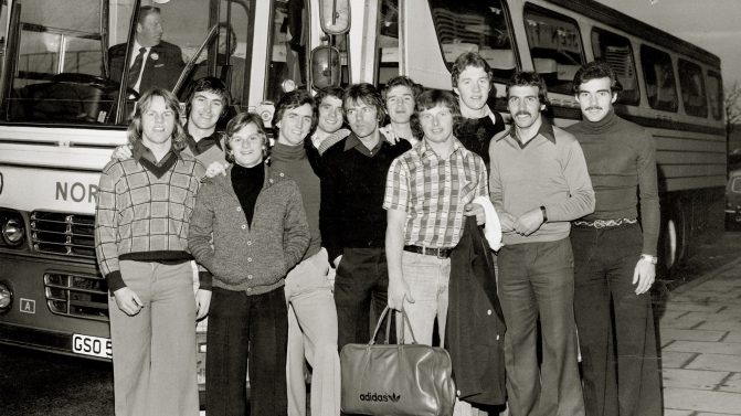 Rugby Park Memory Match | 1976
