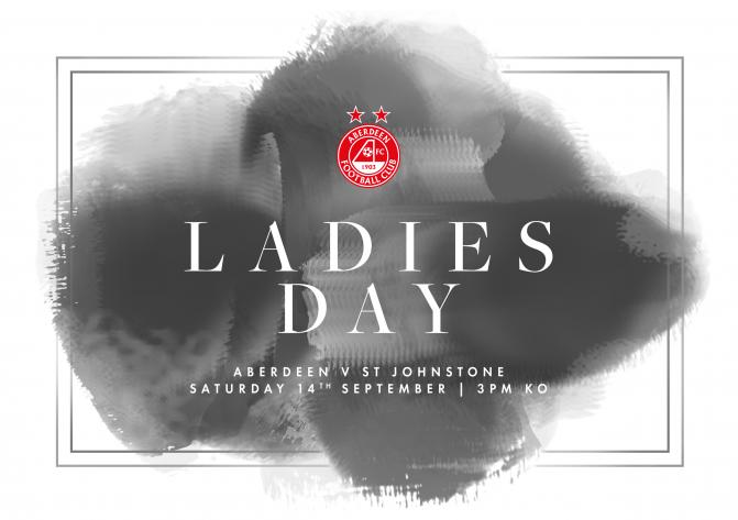 Ladies Day | Saturday 14th September