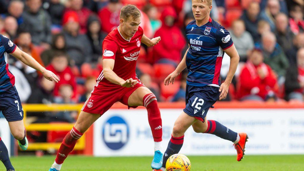 Aberdeen FC | Ryan Hedges | Ross County Post Match
