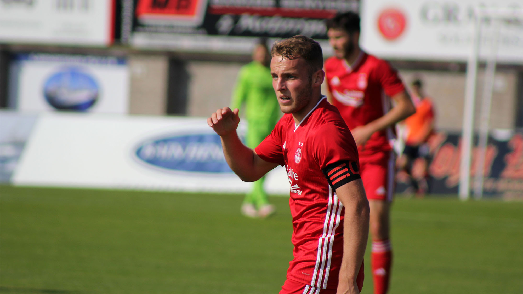 Seb Ross | Aberdeenshire Cup Preview