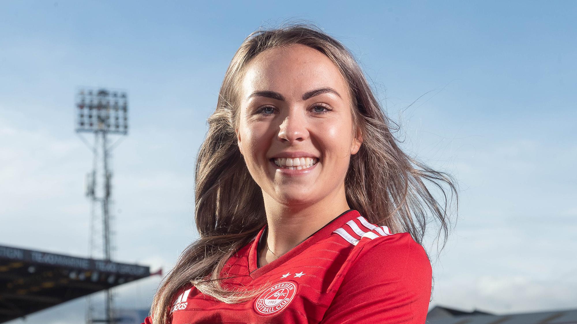 Preview | AFC Women | Natasha Bruce Feature