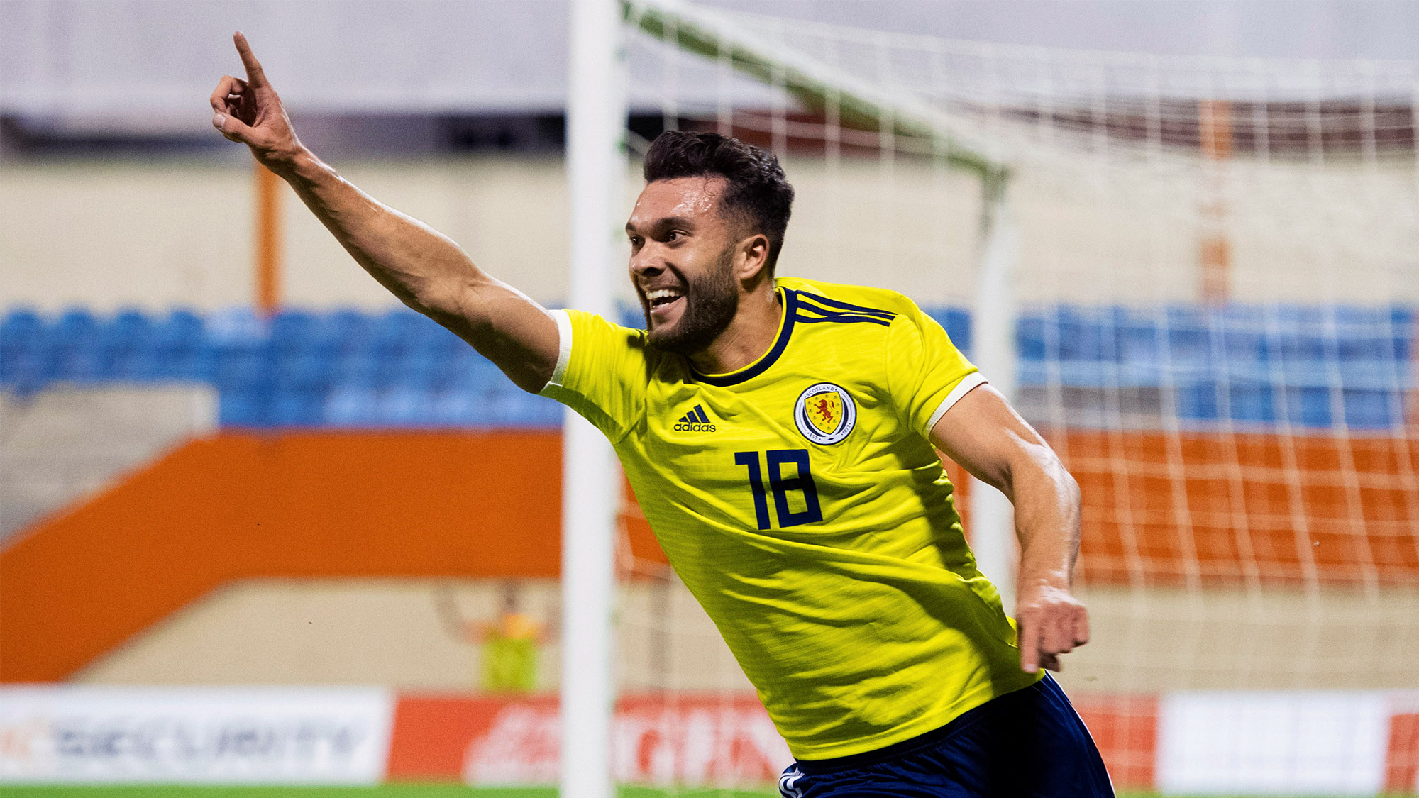 U21s | Connor stars as Scots produce stunning win