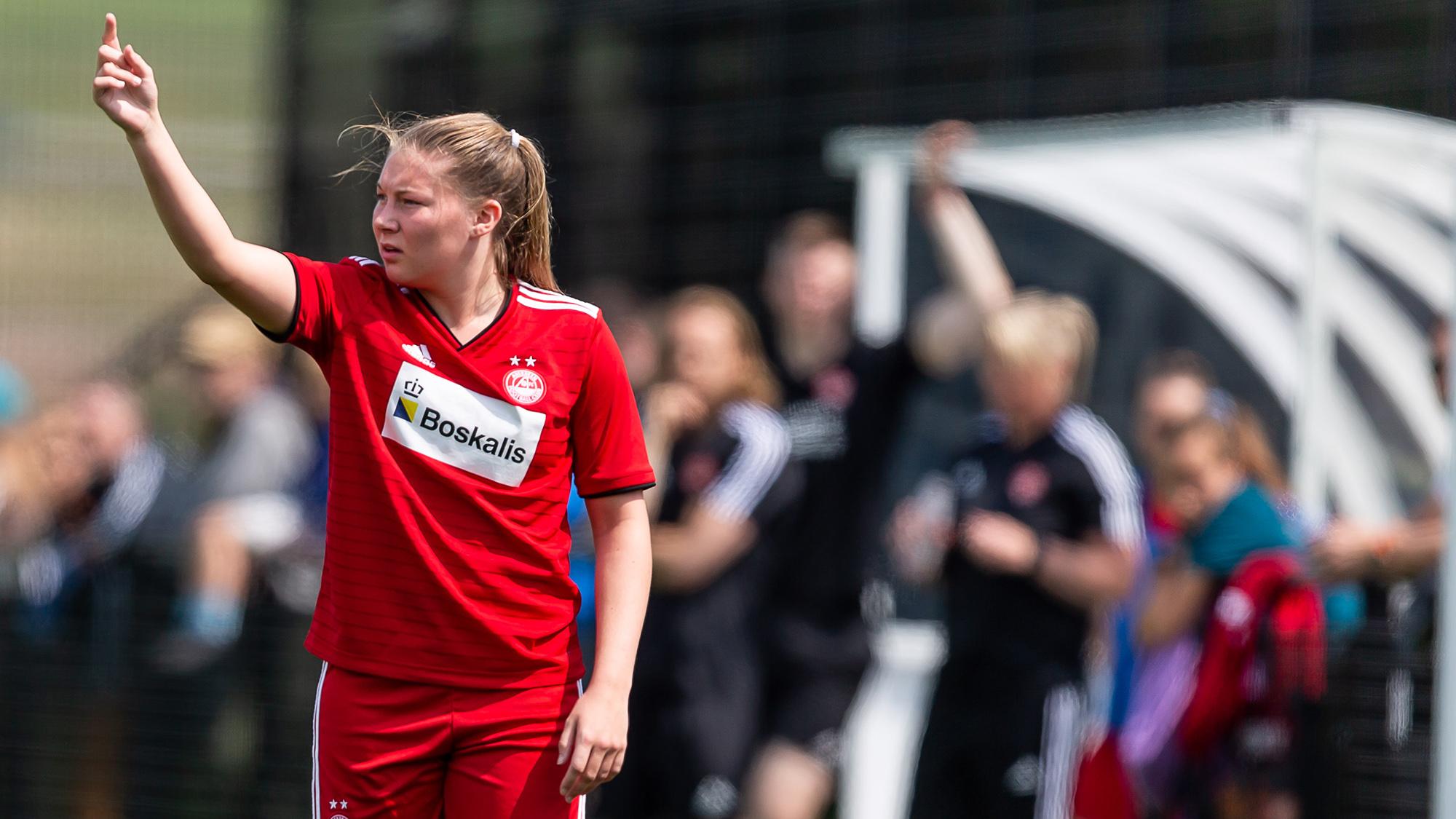 Francesca Ogilvie | Scottish Cup Preview
