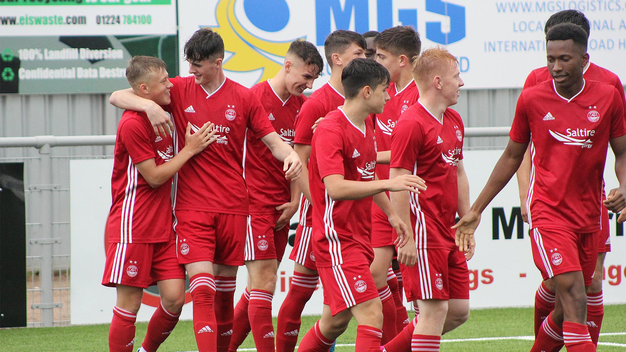 U18s | Kilmarnock v Aberdeen