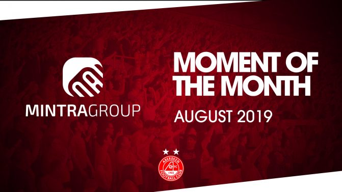 MINTRA GROUP Moment of the Month | August 2019