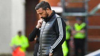 Derek McInnes | Post match reaction from Ibrox
