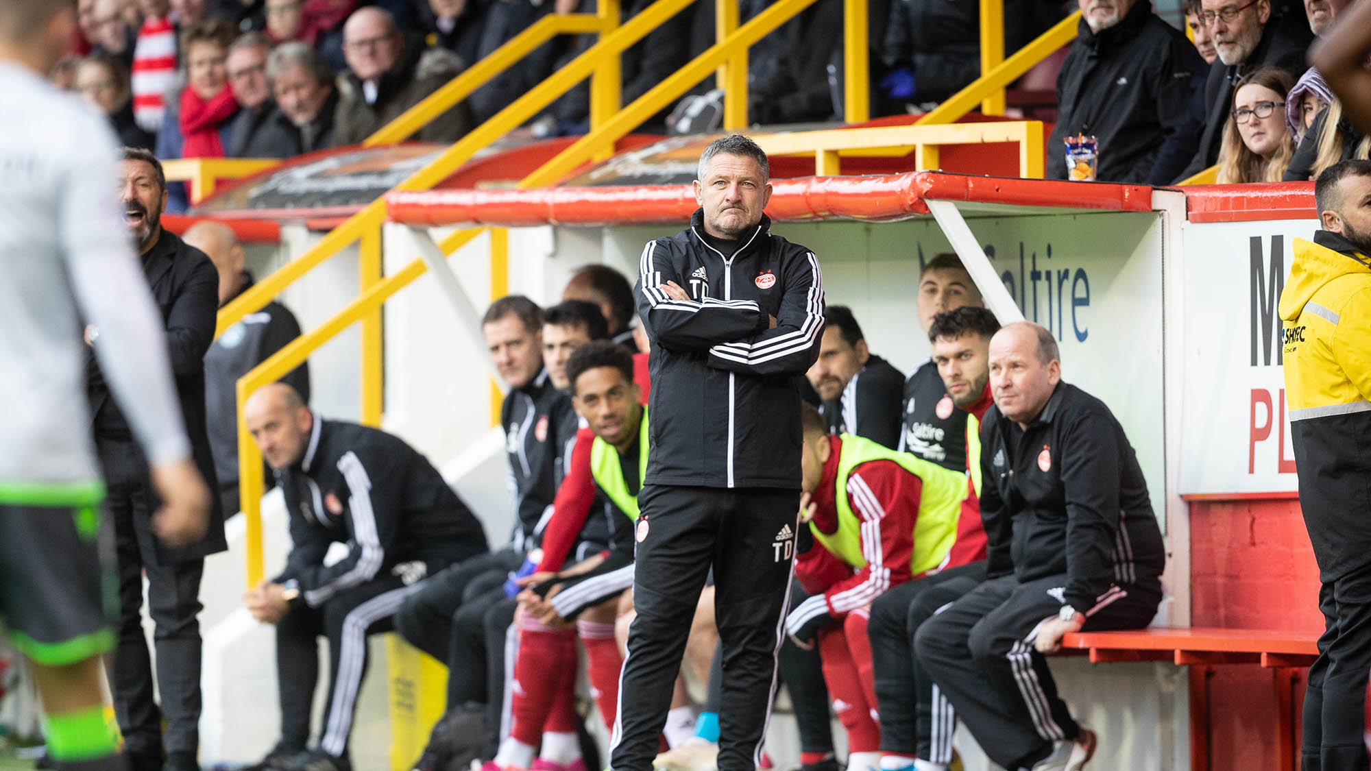 Tony Docherty | Hibernian Post Match Quotes
