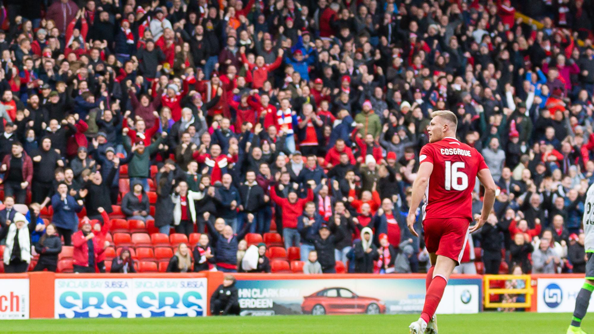 Sam Cosgrove | Hibernian Post Match