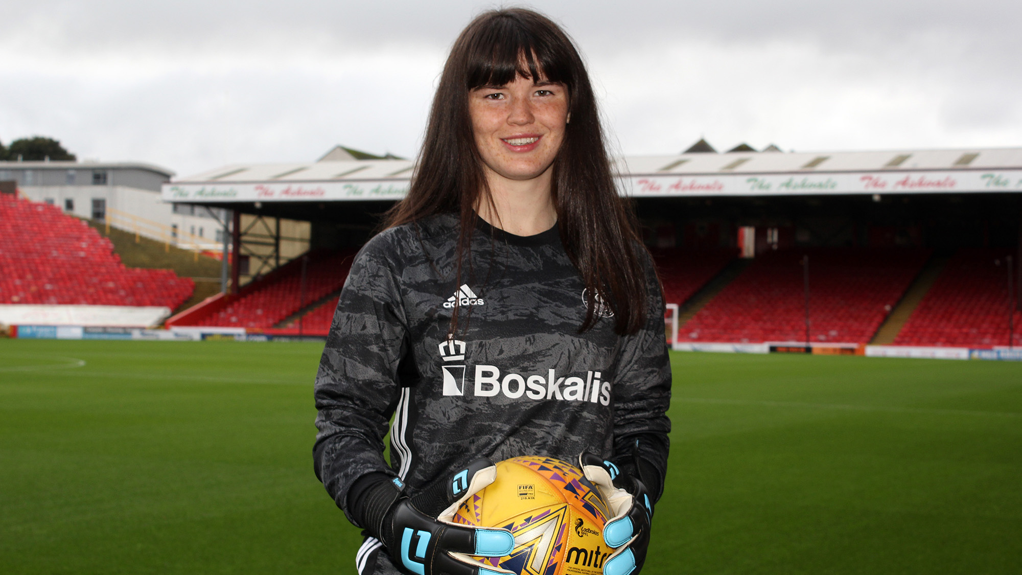 AFC Women sign highly rated keeper