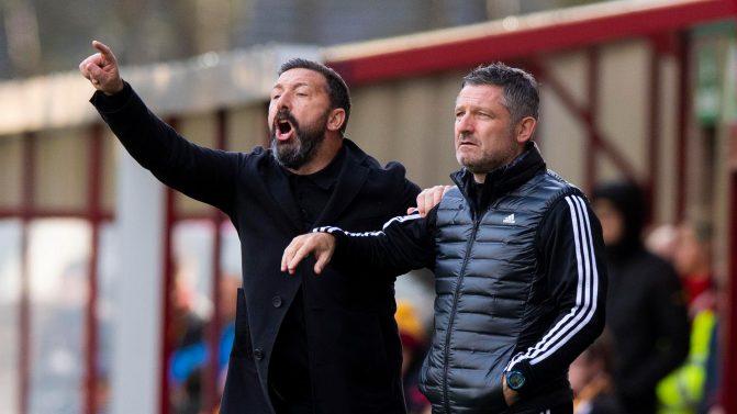 The Manager | Motherwell Post Match Quotes