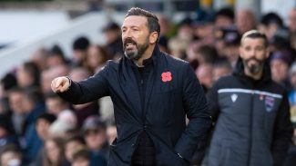 Derek McInnes | Ross County Reaction