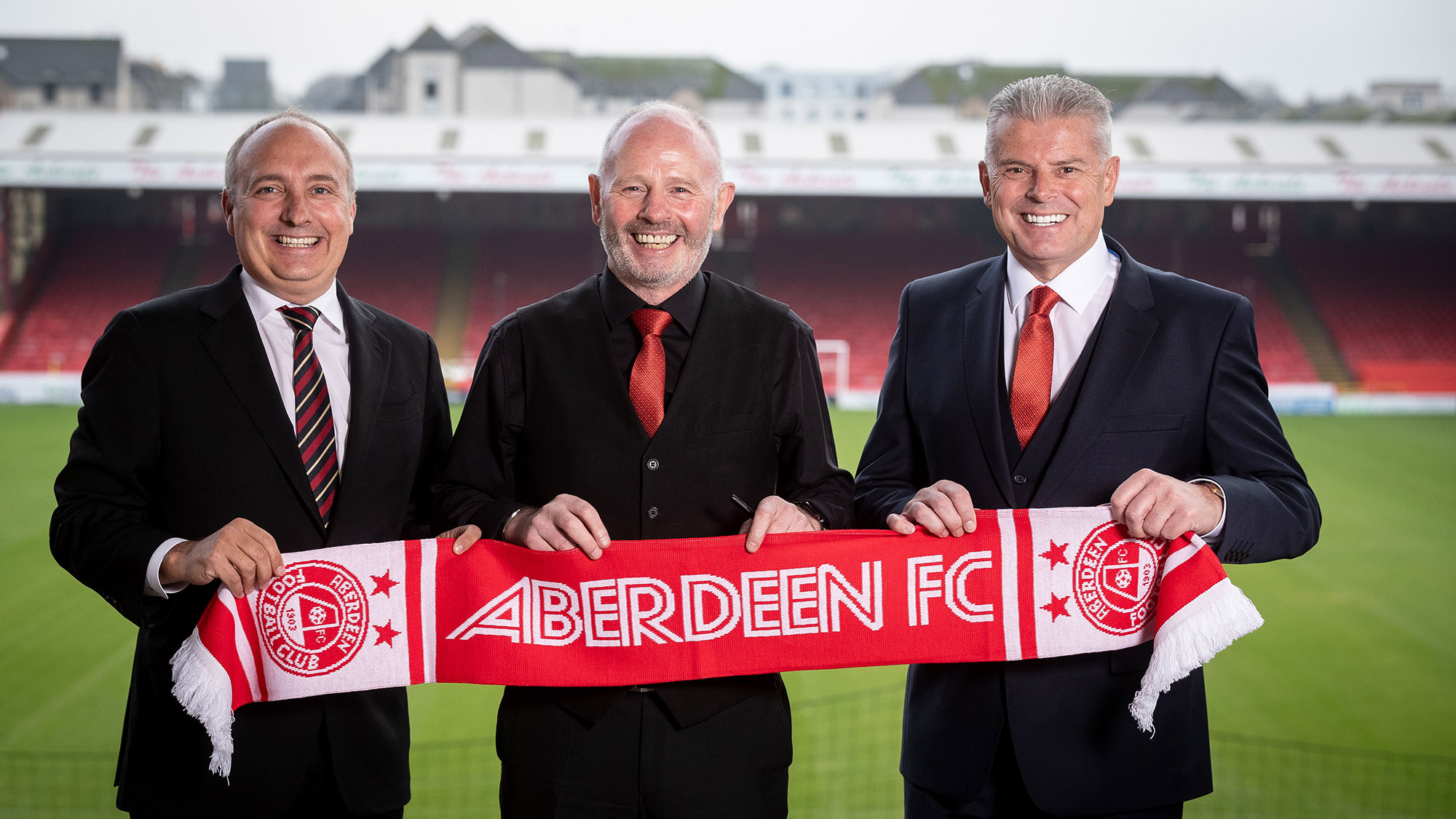 Aberdeen fc ex managers investment 3g investment group wiki