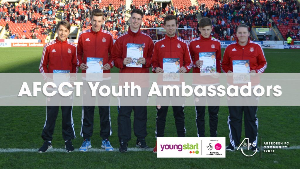 Become an AFCCT Youth Ambassador