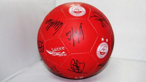 SignedFootball