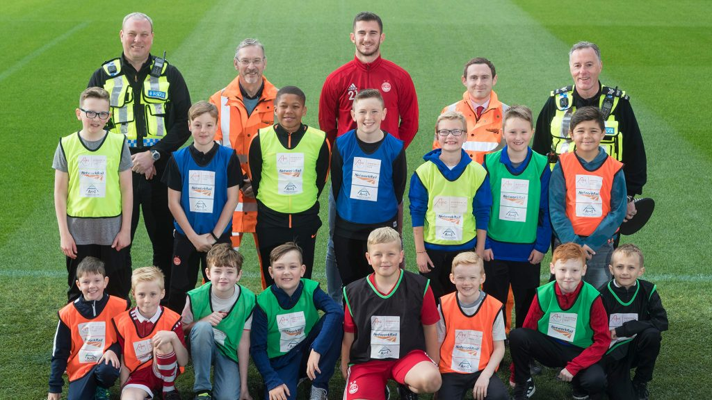 AFCCT ON RIGHT TRACK WITH NETWORK RAIL
