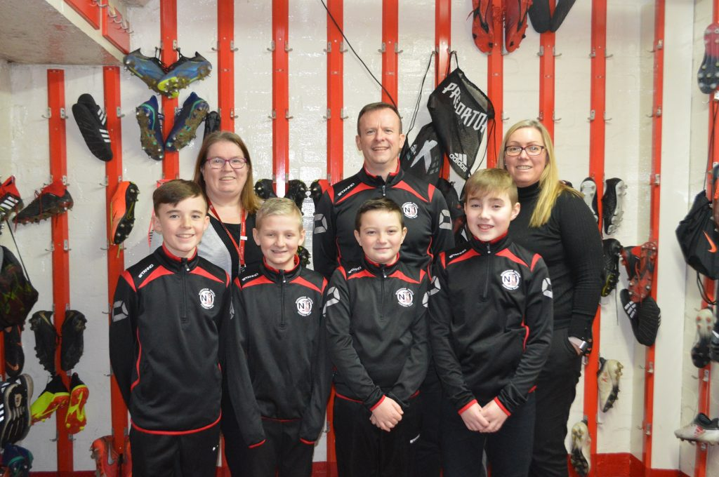 Newmachar United FC nominate AFCCT as chosen charity