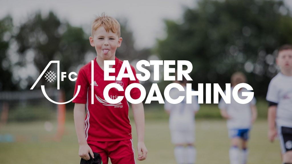 Easter Holiday Coaching Camps | Book from 22nd February