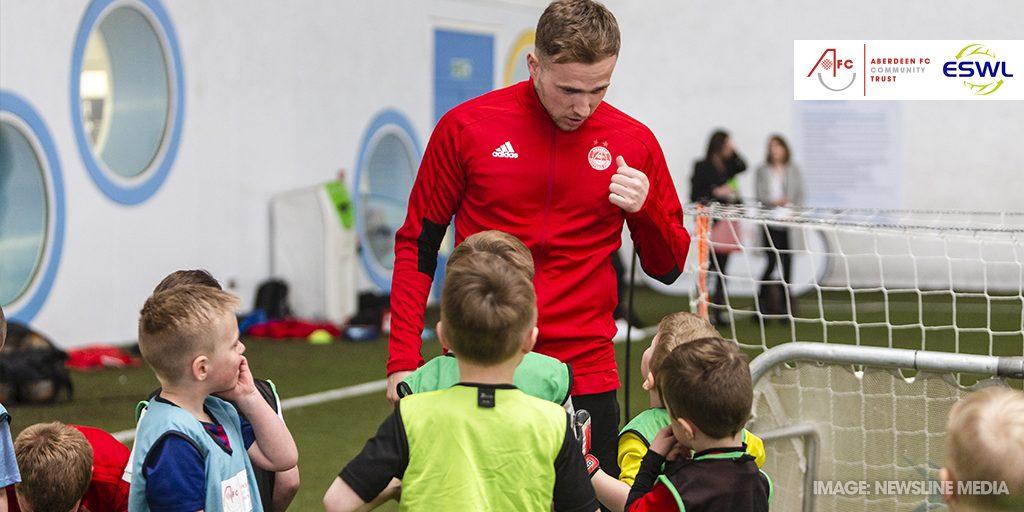 ESWL Sponsor Soccer School