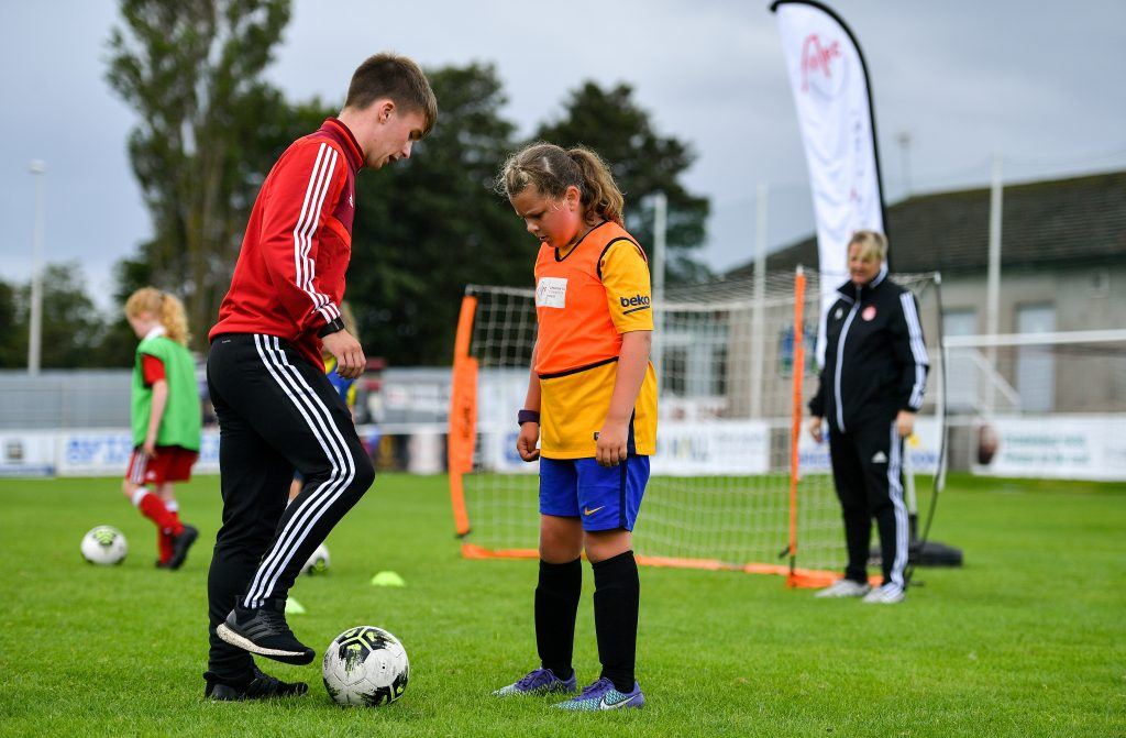 AFCCT awarded £50,000 By SPFL Trust to help participants return to sport