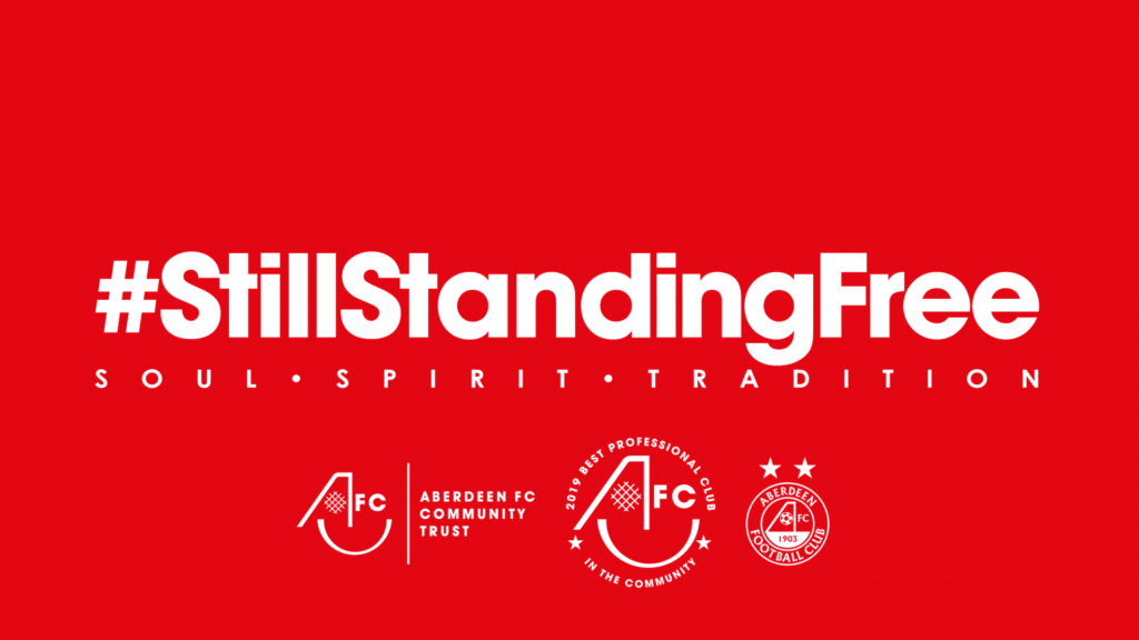#StillStandingFree campaign reaches goals