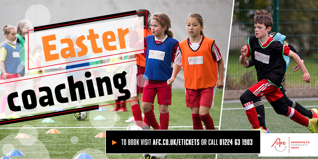 Easter Holiday Coaching Camp | Book Now!