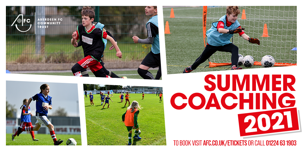 Summer Coaching Camps return for 2021!