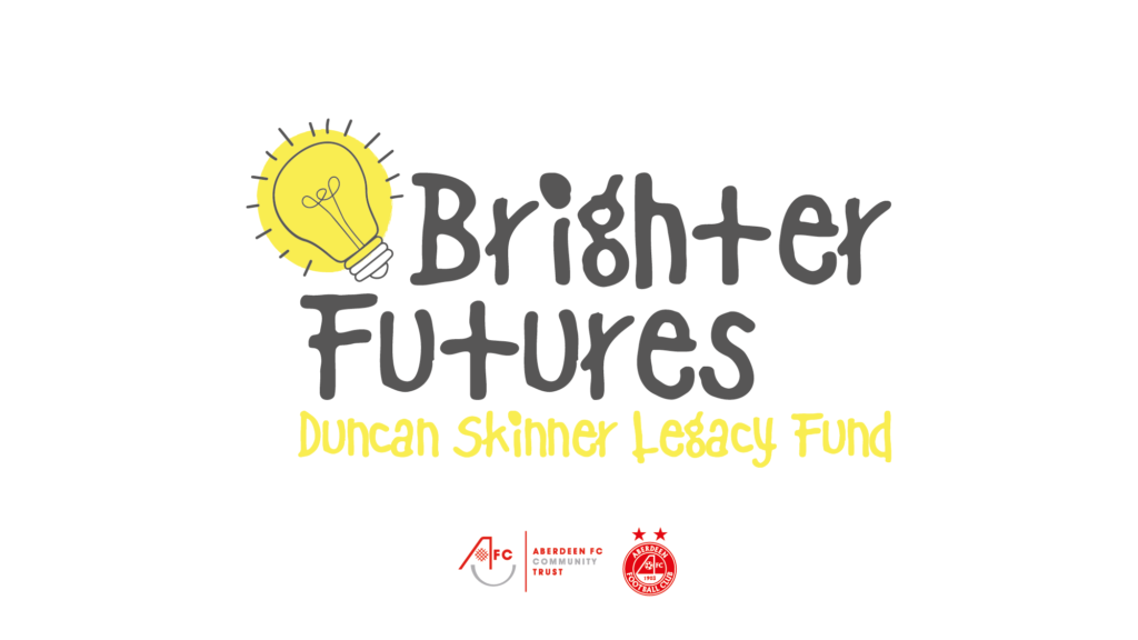 """Aberdeen FC Community Trust Launches Duncan Skinner """"Brighter Futures"""" Legacy Fund"""