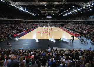 Sky Sports sign four-year deal with England Netball